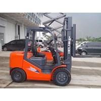 Forklift Diesel 3 Ton ISUZU CPC35 Bergaransi