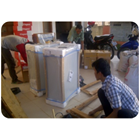 Packing barang milik PT PDS Martins