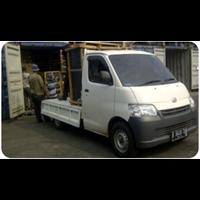 Shipment barang milik PT Sehat Ceria tujuan Pontianak