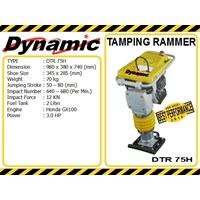 Sell Tamping Rammer - DTR 75H