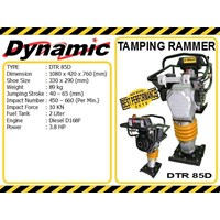 Sell Tamping Rammer - DTR 85D