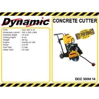Pemotong Beton Jalan - DCC 500H 14