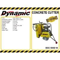 Pemotong Beton Jalan - DCC 500D 18