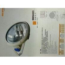 lampu industri