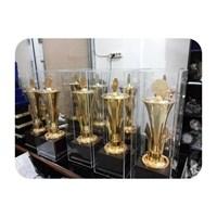Souvenir Medali Piala Timah Trophy Timah