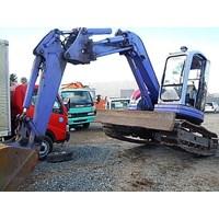 Jual Mini Excavator Komatsu PC75UU. Build Up !