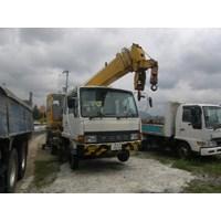 Jual Hydraulic Truck Crane Tadano TS75M-1. Ex JAPAN !