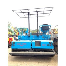 Asphalt Finisher Sumitomo HA44W-2. Build Up !