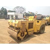 Jual Combination Roller SAKAI TW41. Kap 4-5 ton. Ex JAPAN !