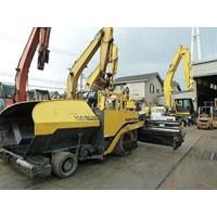 Asphalt Finisher Sumitomo HA50W. Wide 4-6 m. Ex JAPAN