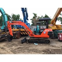 Mini Excavator Hitachi EX35. Ex JAPAN !