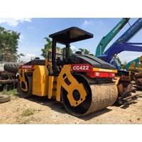 Tandem Roller Dynapac CC422. Kap 8-10 ton Mesin Pemadat Tanah