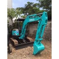 Jual Mini Excavator Kobelco SK35SR. Ex JAPAN !
