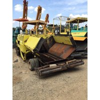 Sell Asphalt Finisher HANTA (Sumitomo) F1740W. Wide 4 Mtr. Ex JAPAN !