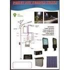 Jual PJU tenaga surya 30Watt