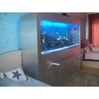 Jual akuarium murah di surabaya