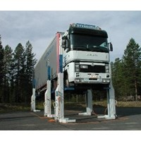 Mobile columns for Bus and Trucks HDL-6000