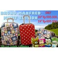 Jual Tas Bruno Manfred Motif Edition