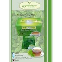 Teh Jawa Oolong Melati with sucralose