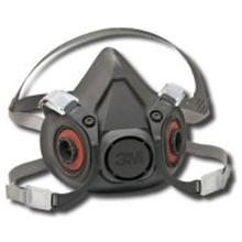 Masker 3M - 6200 Double Cartridge