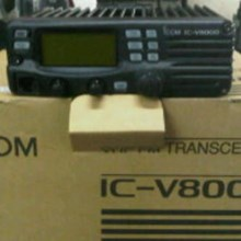 Big Power Radio Icom Ic-V8000 Rig