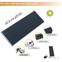 15 Watt Solar Home System Diy