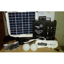6 W Solar Home System