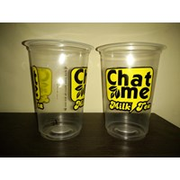 Sell Kemasan Minuman Atau Sablon Cup Plastic Atau Cetak Sablon Gelas Plastik