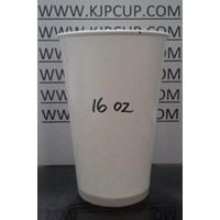 Paper Cup Cold 16Oz Atau Gelas Kertas Minuman Dingin 16Oz