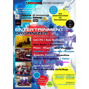 Sewa Sound System & Band Entertainment By Pt. Fairlight Entertainment