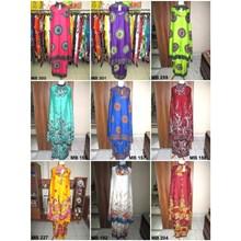 Balinese Muslim Prayer Garment - Batik Theme