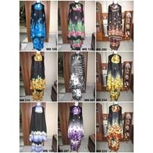 Balinese Muslim Prayer Garment - Black Based Color
