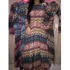 Jual dress batik
