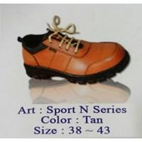Jual Sepatu Safety Arvigo Tan N Series