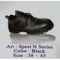 Jual Sepatu Safety Arvigo N Series Hitam