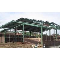 Sell Konstruksi BAJA (Gudang/ Pabrik)