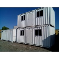 Container Office Murah 20' std