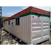 Container Office Murah 40' std