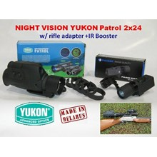Night Vision Yukon 'Patrol' 2X24.