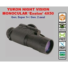Night Vision Yukon Exelon 4X50 Gen.Super 1+(= Gen.2 Awal).