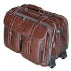 Jual Tas Travel Mewah dari bahan Kulit