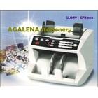 CALCULATOR PAPER MONEY-GLORY GFB800