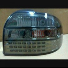 Stoplamp Vios 02-06 Led Crystal All Smoke