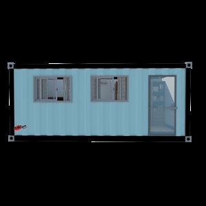 Jual Office Container 20 Ft Harga Murah Surabaya Oleh Pt
