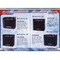 Als Pro Head Cabinet Guitar Hg 500 &Amp; Head Cabinet Bass Hb 500