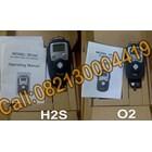Jual Senko Sp2nd Single Gas Detector H2s ( 0-100 Ppm)