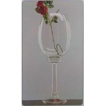 Glass Vase Virginia - DC