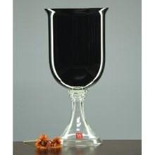 Glass Vase Ester - DC Dual Black