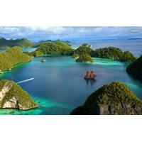 Jual Paket Hemat Tour Raja Ampat Wayag