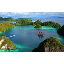 Budget Tour Packages Raja Ampat Wayag